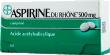 Aspirine du rhône 500 mg, comprimé